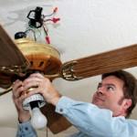 Ceiling Fan Installation in Salinas, CA